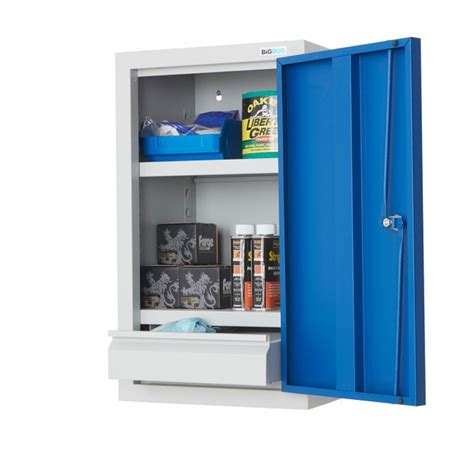 Metal Cupboards by Wall Mounted Steel Cabinets Metal Cupboards From Bigdug Uk