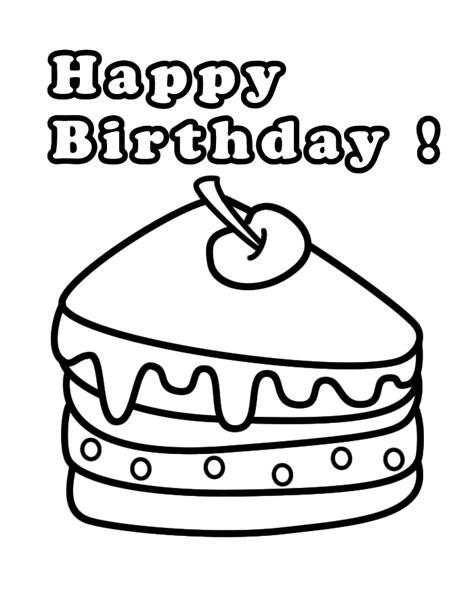 Kleurplaat Happy by Happy Birthday Kleurplaat Kleuren Is Leuk