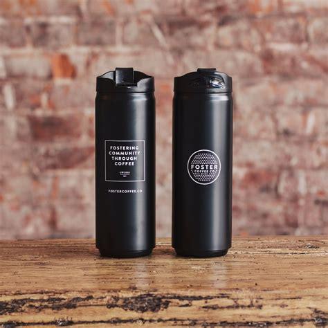 0 קמ מfoster coffee company. Pin by Foster Coffee Company on Foster Coffee Co | Travel mug, Mugs, Stainless steel travel mug