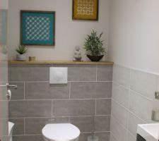 couleur peinture toilette fabulous cool chambre peinture With amazing quelle couleur dans les toilettes 0 quelle peinture wc choisir sans faire derreur deco cool