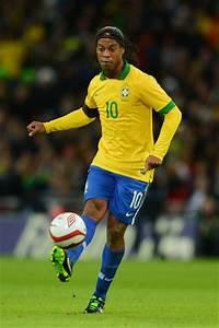 Ronaldinho Photos - England v Brazil - International ...