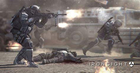 Ironsight's closed beta begins today - TGG
