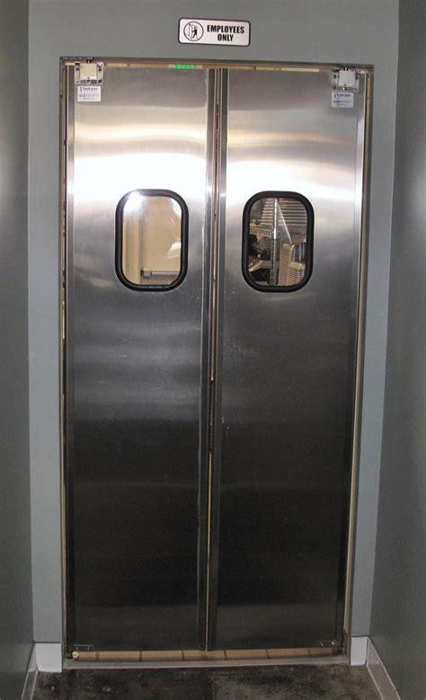 Restaurant Kitchen Swing Doors In Stock  Swinging Doors