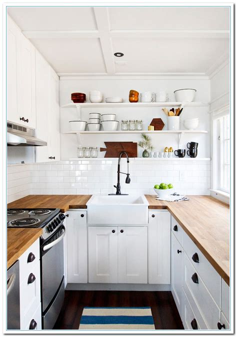 Information On Small Kitchen Design Layout Ideas  Home
