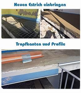 Neuer Estrich Kosten : balkonsanierung instandsetzung betonsanierung kuw zimmermann gmbh ~ Markanthonyermac.com Haus und Dekorationen