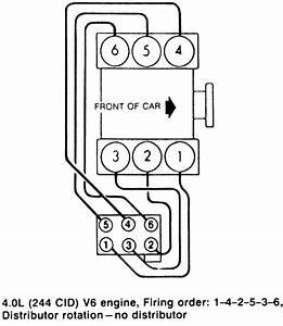 Ford Ranger 2 3 Firing Order Diagram  Ford  Free Engine Image For User Manual Download
