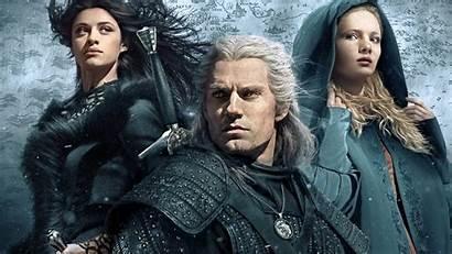 Witcher Netflix Wallpapers Tv