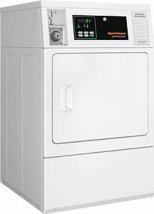 Speed Queen Sdgncags113tw01 27 Inch Commercial Gas Dryer