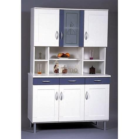 conforama chaises cuisine buffet de cuisine bleu et blanc bc3 meubles elmo