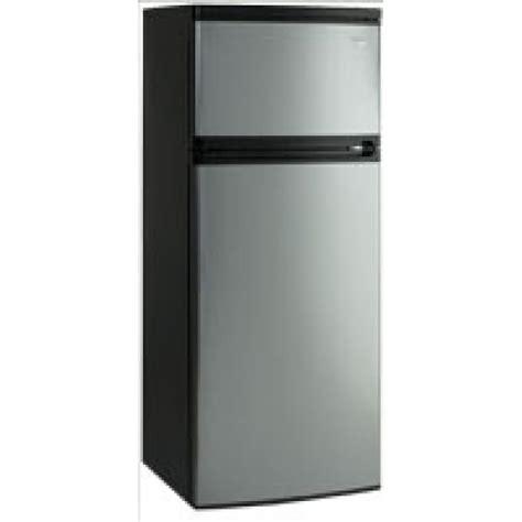Apartment Size Refrigerator by Avanti Apartment Size Platinum Refrigerator Ebay