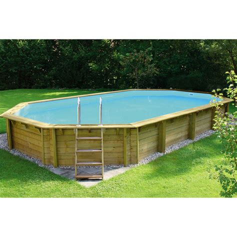 piscine bois blooma kariba