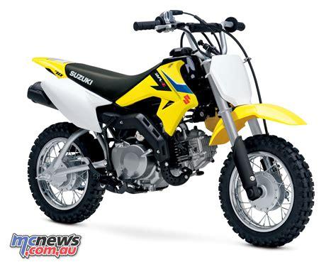 Suzuki 70cc Dirt Bike by Suzuki S 2018 Bike Atv Pricing Released Mcnews Au