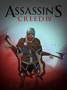 Assassins Creed 4 - viking warrior by SaintWho on DeviantArt