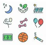 Hobbies Interests Activities Icons Hobby Activity Transparent