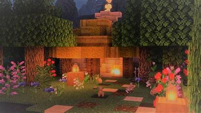 Aesthetic Cottagecore Wallpapers Minecraft Cottage Core Cave