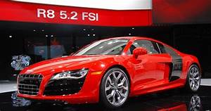 2010 Audi R8 V10 Pictures Blue And Red Color