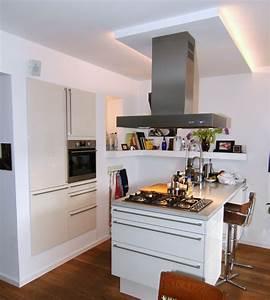 Erste Wohnung Einrichten : k che mit kochinsel klein google suche kitchen remodel pinterest haus k che mit ~ Orissabook.com Haus und Dekorationen