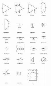 Basic Circuit Drawing Symbols