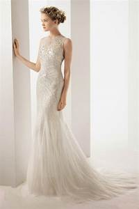 my fancy bride blog elegant sheath wedding dresses for With sheath wedding dress