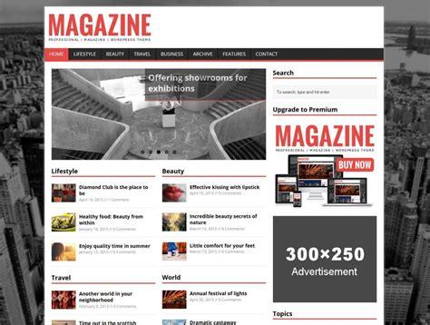 Magazine Wp Themes 15 Best Free Responsive Magazine Themes 2016