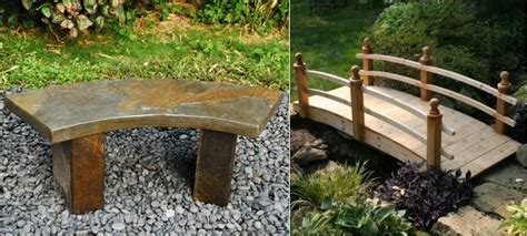 japanese style garden furniture brings harmony into your