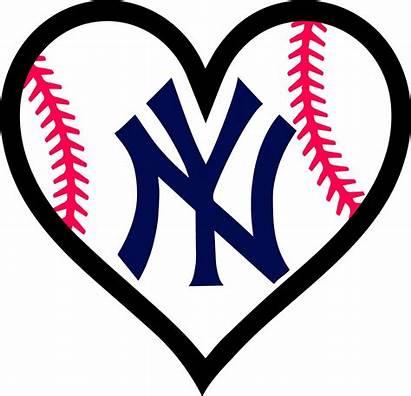 Yankees York Clipart Baseball Vectorified