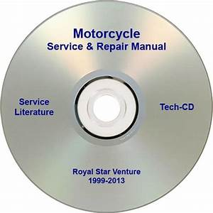 Yamaha Royal Star Venture Service  U0026 Repair Manual Xvz13