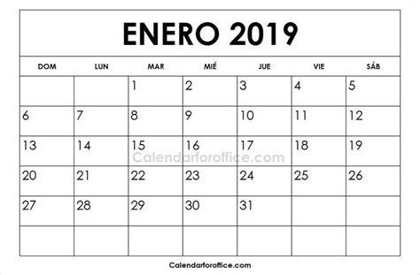 calendario enero imprimir obdulina calendar