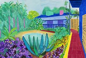 David Hockney Lends Artistic Wisdom - Painting Tips From A Pro