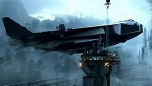 Valkyrie Shuttle (Avatar) Minecraft Project