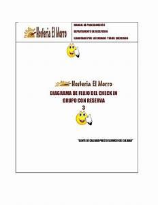 Manual Procedimiento Hotelera
