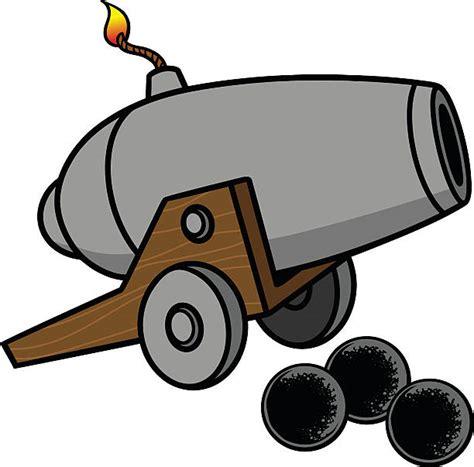 Cannon Clip Royalty Free Civil War Cannon Clip Vector Images
