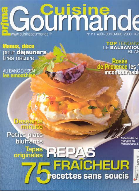 magazine de cuisine présentation zoo magazine i voix