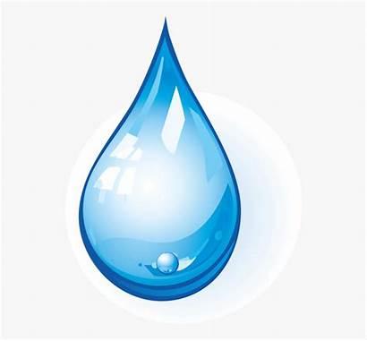 Water Drop Drops Cartoon Drawing Gambar Tetesan