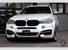 Hamann BMW X6 F16 Tuning bringt X6 M50d auf 462 PS