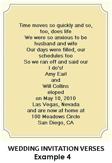 funny wedding poem