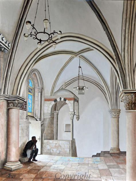 la chambre haute bible christine henry un artiste peintre et une galerie de