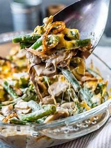best easy low carb keto green bean casserole healthy keto