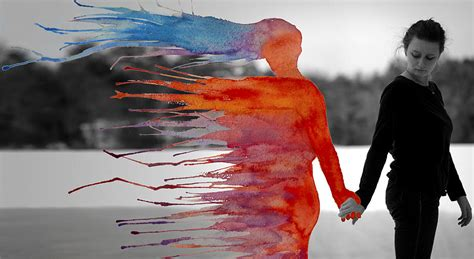 artist unites watercolour  photography