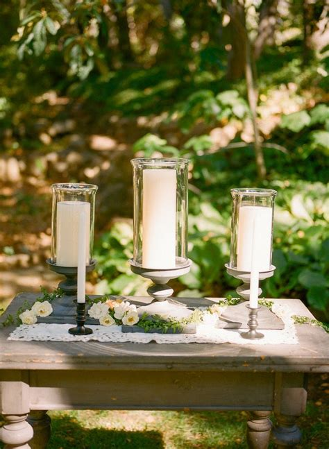 candle lighting ceremony wedding 25 best unity table images on pinterest table wedding