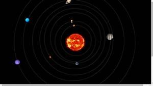 Animated Solar System using HTML & CSS - Let Us Tweak