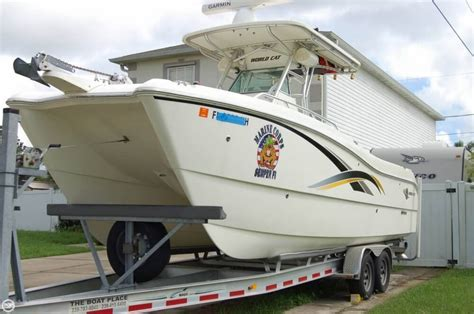 World Cat Boats Ta by 2006 World Cat 270sf Detail Classifieds