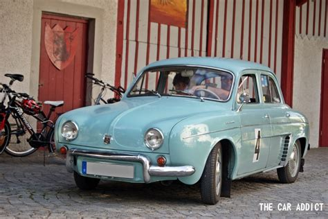 Renault Dauphine For Sale by Of My Sightings Two Different Blue Shaded Renault