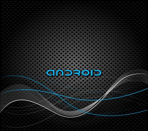 Android Home Screen Blue Wallpaper Hd by Cult Of Android A Wallpaper A Day Keeps Your Android