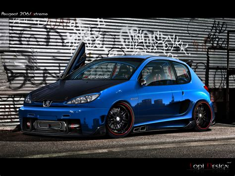 Peugeot Image by Peugeot 206 Review And Photos