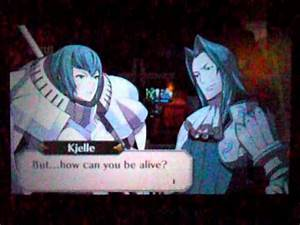 Fire Emblem Awakening: The Future Past 1: Kjelle - Sully ...