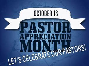 Pastor's Appreciation Month 2014 - The King's Cathedral