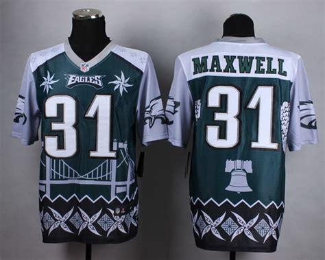 Nfl Limited Philadelphia Eagles Byron Maxwell Jerseys