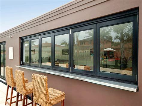 aluminium bi fold windows airlite sydney
