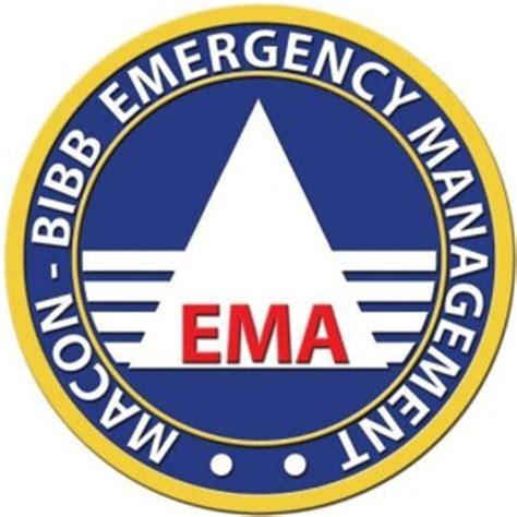 emergency management agency macon bibb county georiga